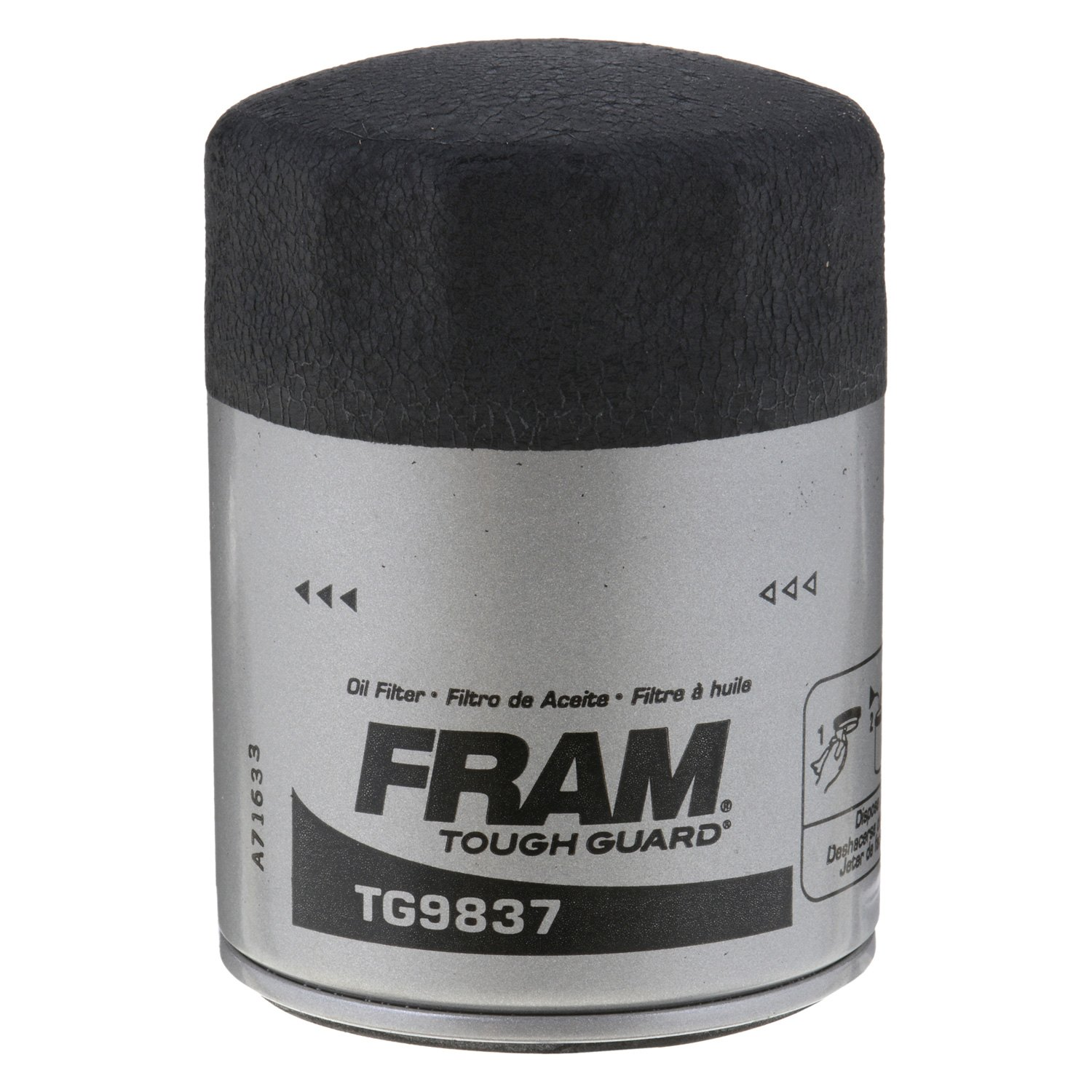 WRG-7489] 2007 Chevy Trailblazer Fuel Filter