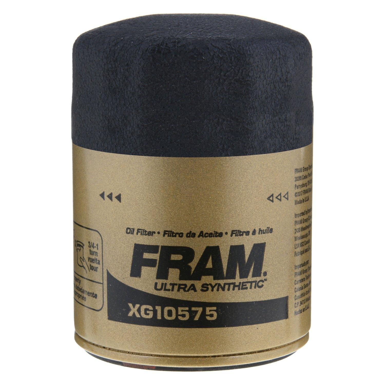 Fram Gmc Terrain 2012 Ultra Synthetic Engine Oil Filter