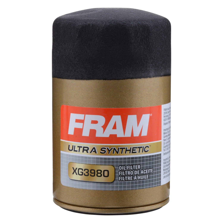 fram® - ultra synthetic™ spin-on oil filter