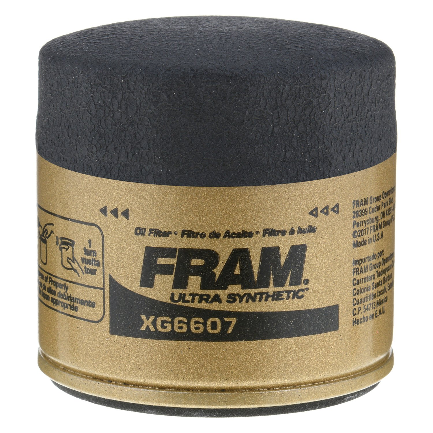 Fram Xg6607 Ultra Synthetic Oil Filter 2011 Nissan Maxima Fuel