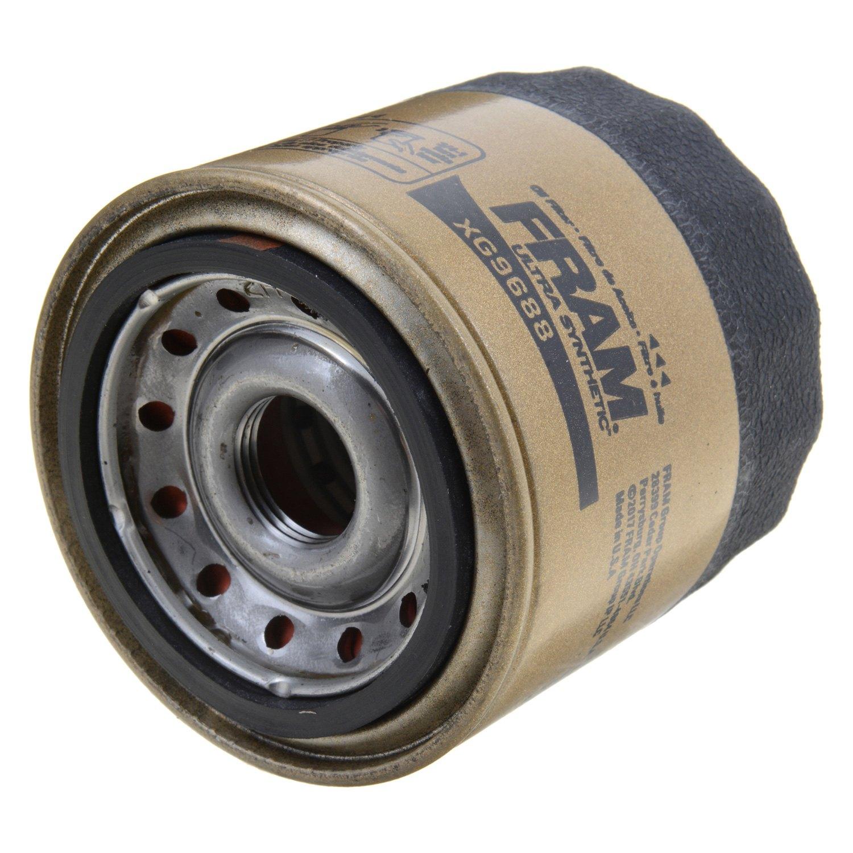 Fram Xg9688 Ultra Synthetic Oil Filter 2003 Kia Sorento Fuel Filterfram