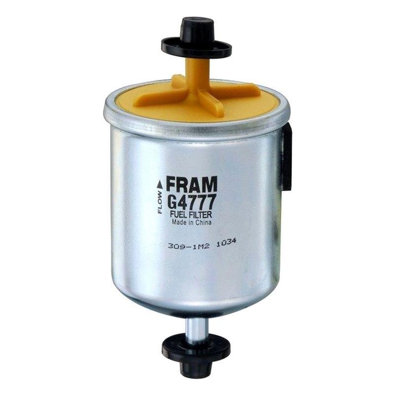 Fram� G4777 Inline Gasoline Fuel Filterrhcarid: 2001 Nissan Pathfinder Fuel Filter At Gmaili.net