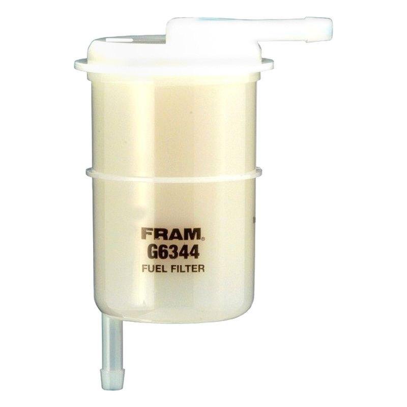 FRAM® - Nissan Sentra 1.6L 1987 In-Line Gasoline Fuel FilterCARiD.com