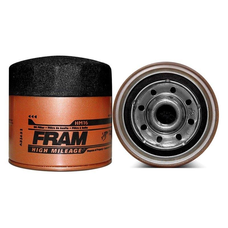 Fram Hm16 High Mileage Engine Oil Filter