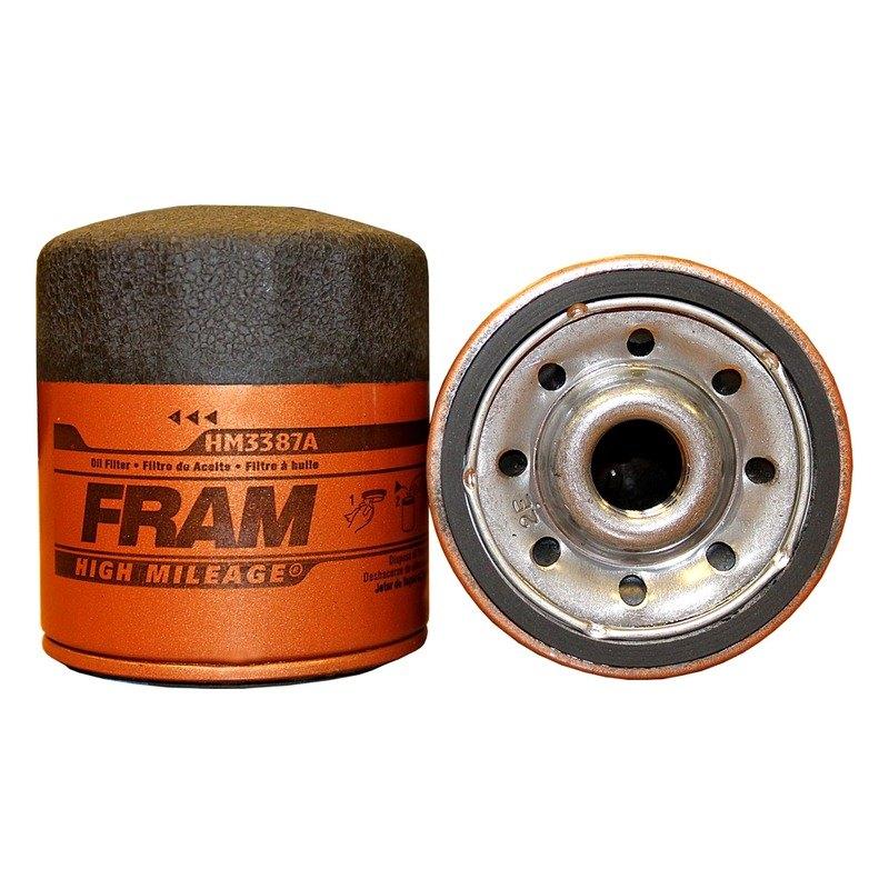 Fram Hm3387a High Mileage Engine Oil Filter
