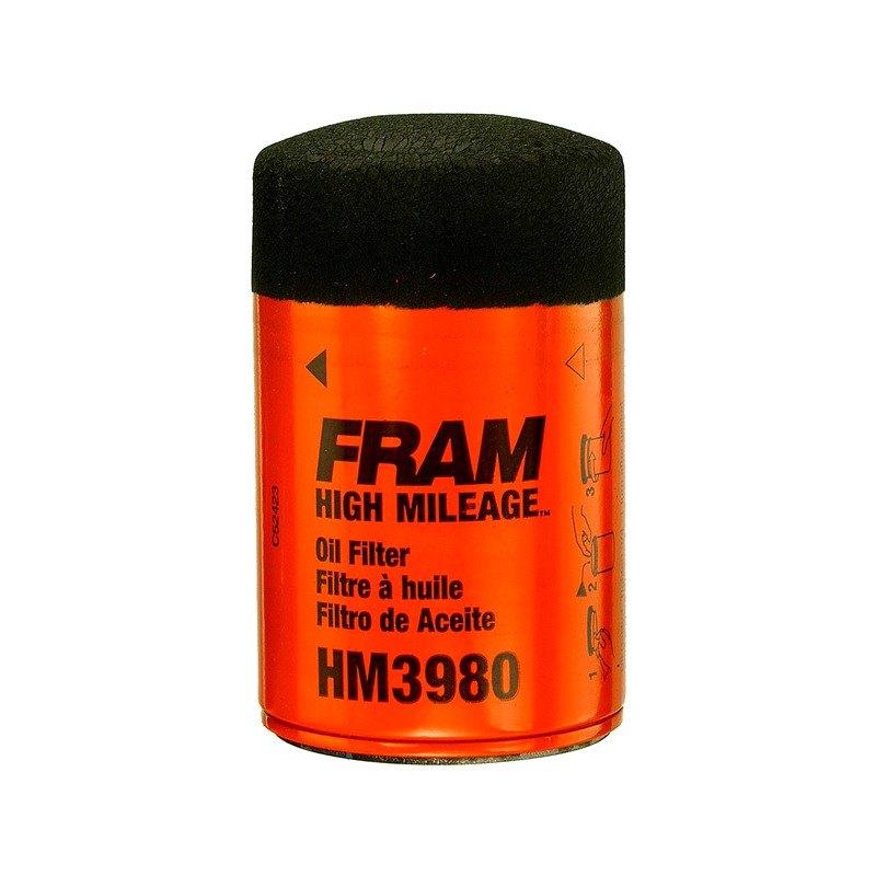 Fram Hm3980 High Mileage Engine Oil Filter