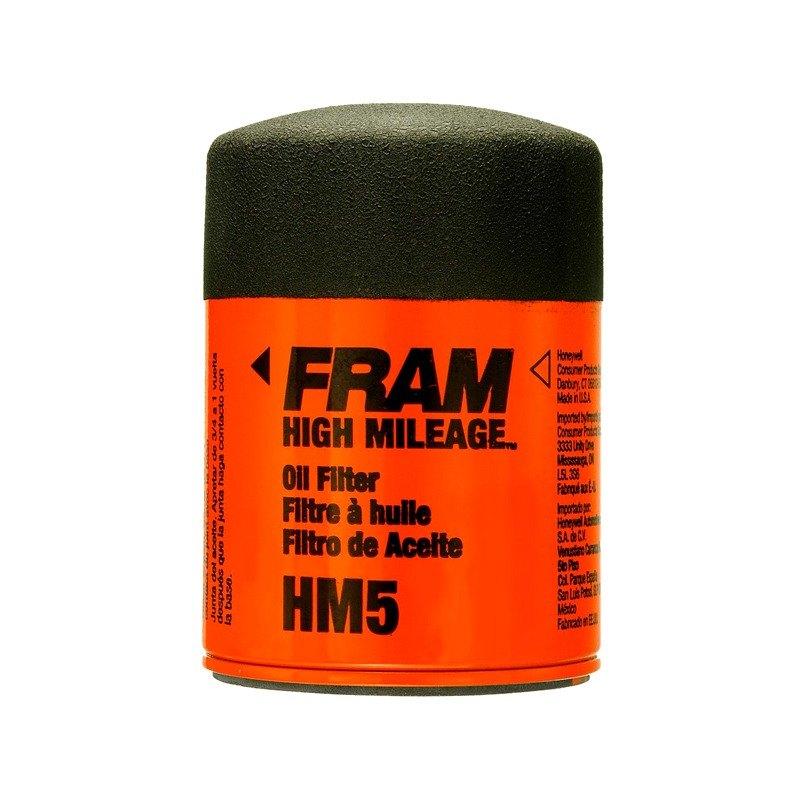 Fram Hm5 High Mileage Engine Oil Filter