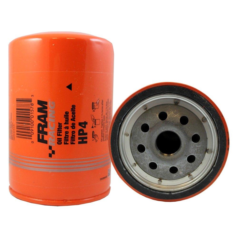 Fram Pontiac Firebird 1989 Engine Oil Filter