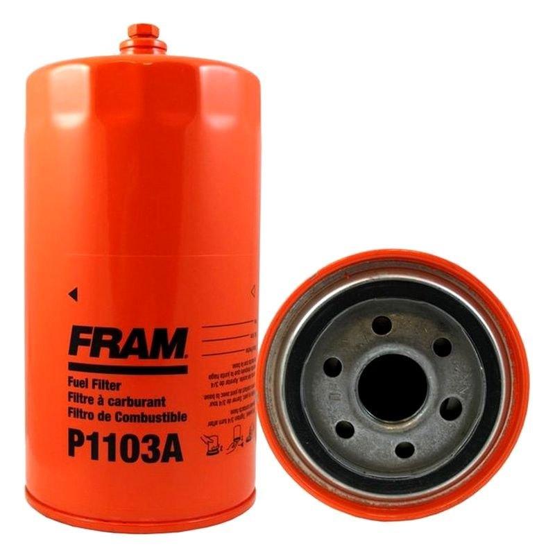 Fram Fuel Filter Assembly  Hpg1 By Fram Filter Housing