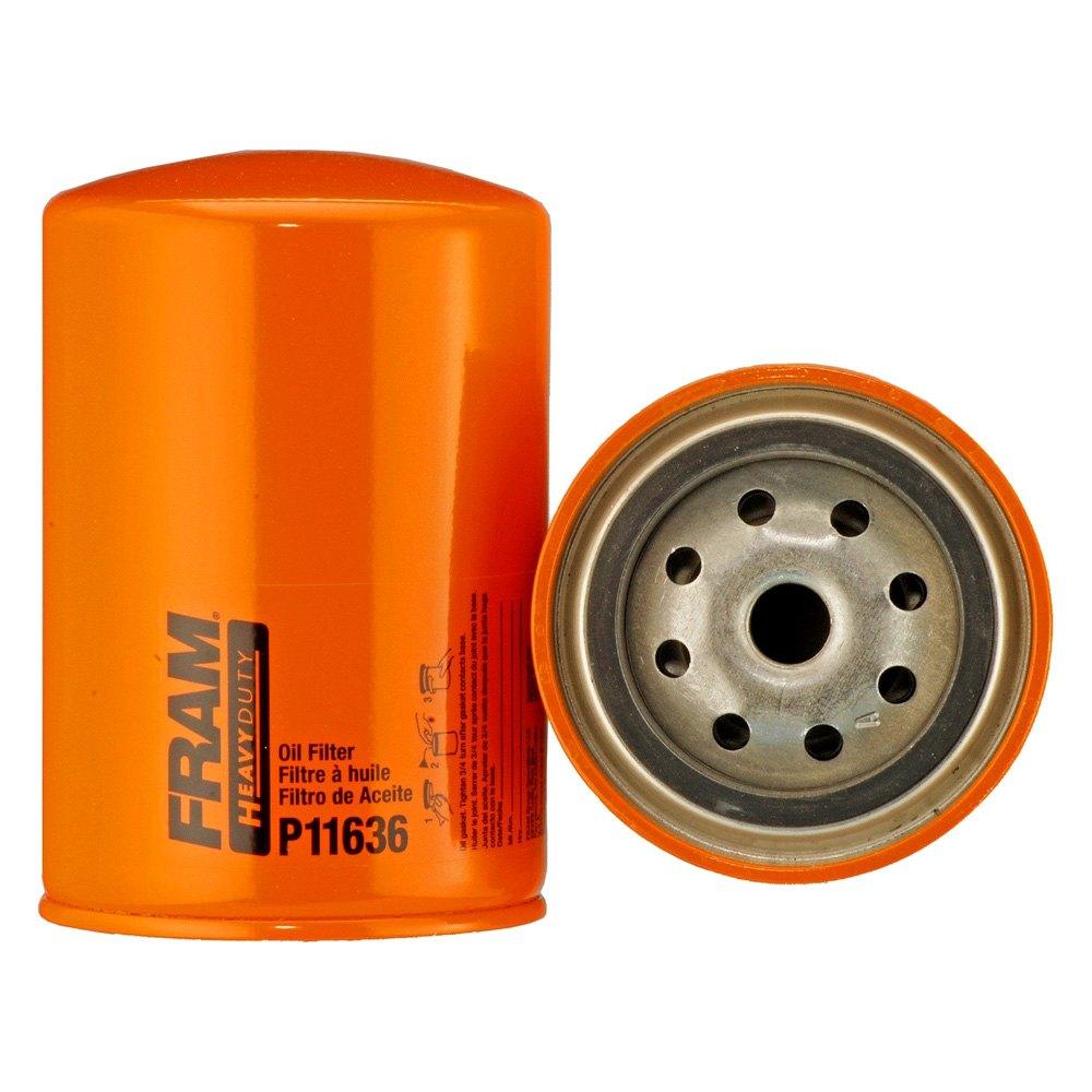 Fram Isuzu Evr 1987 1993 Engine Oil Filter