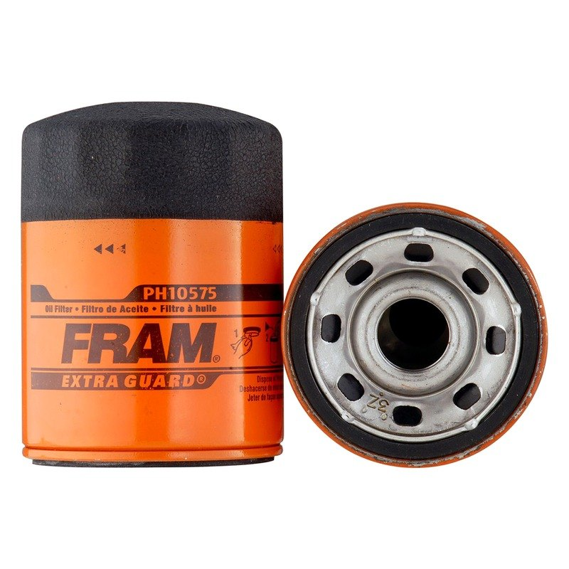 Fram Extra Guard Cartridge Spin On Oil Filter