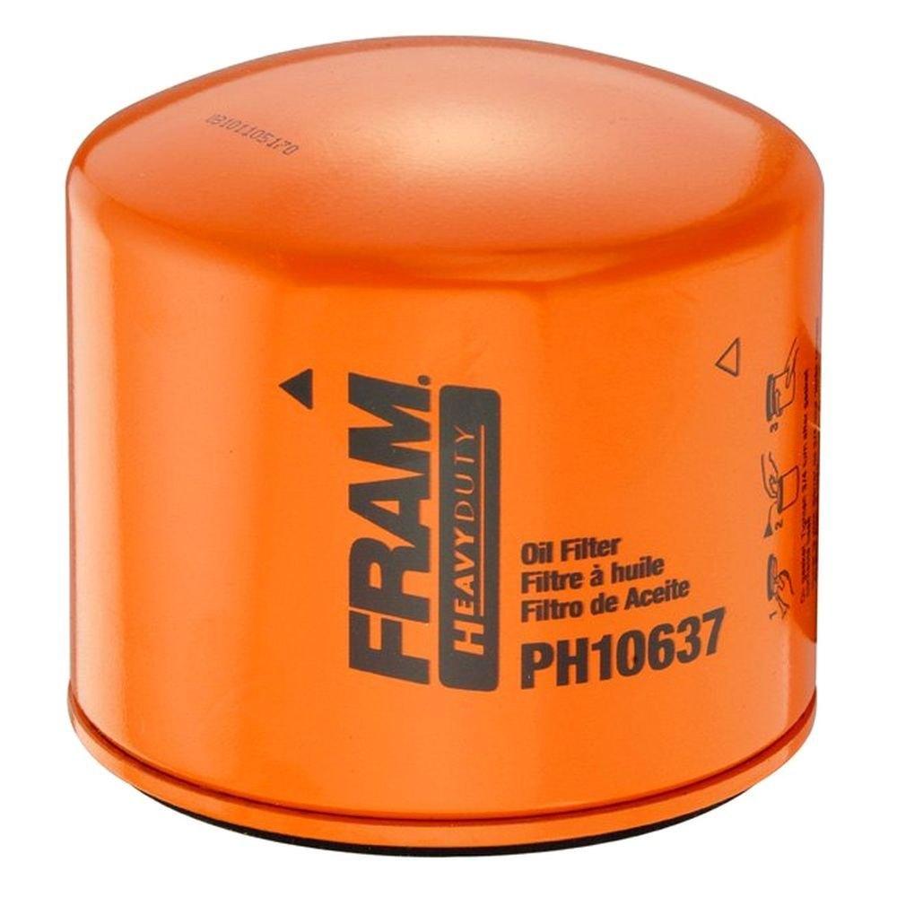 Fram Ph10637 Extra Guard Engine Oil Filter