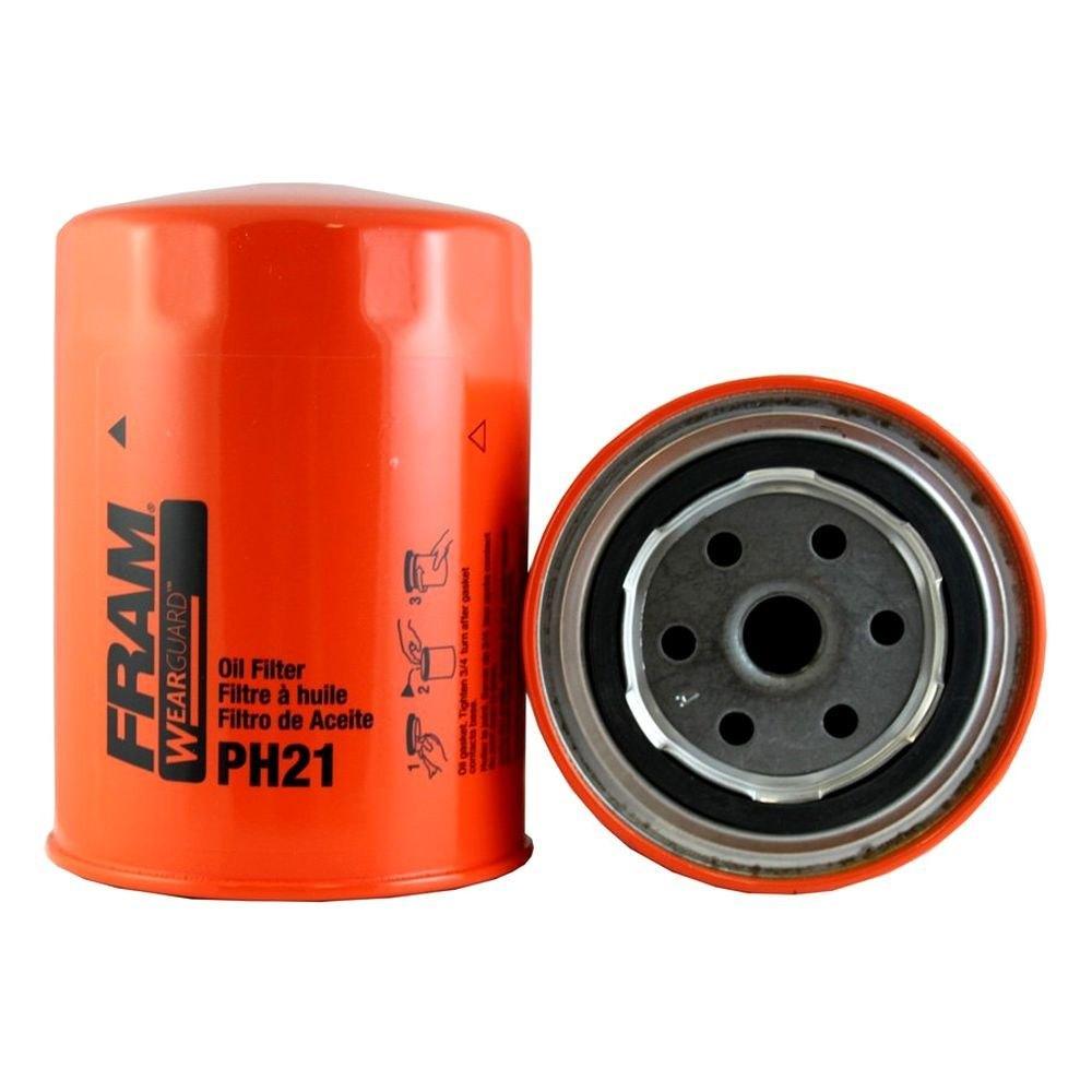 Fram Ph21 Extra Guard Engine Oil Filter
