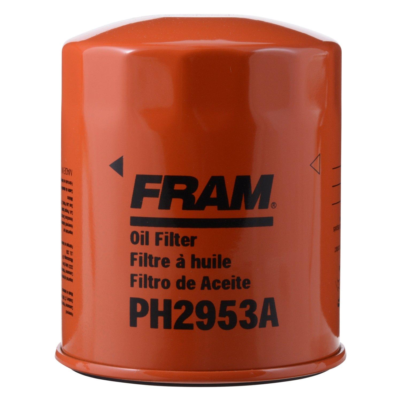 Fram Ph2953a Extra Guard Engine Oil Filter