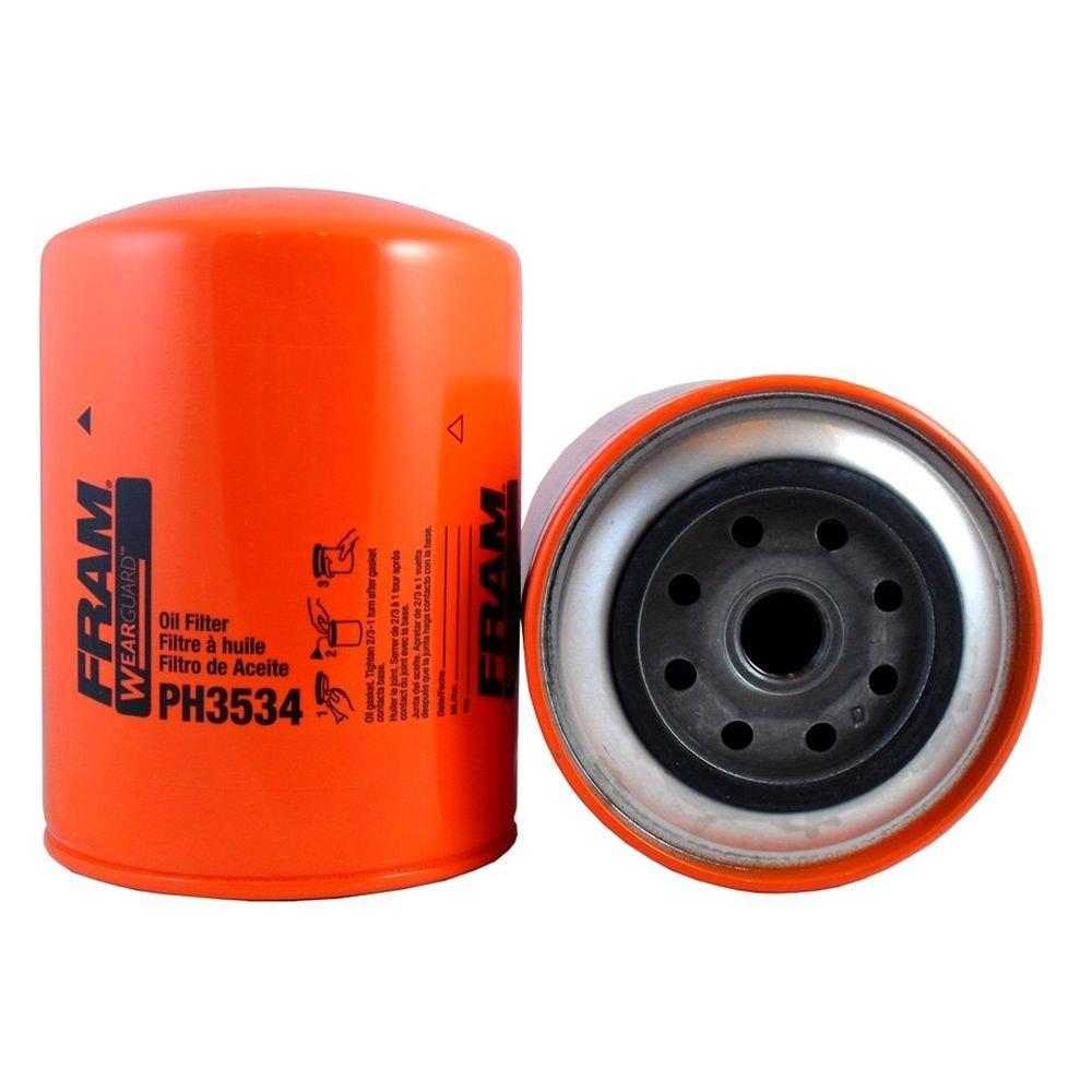 Fram Ph3534 Extra Guard Engine Oil Filter