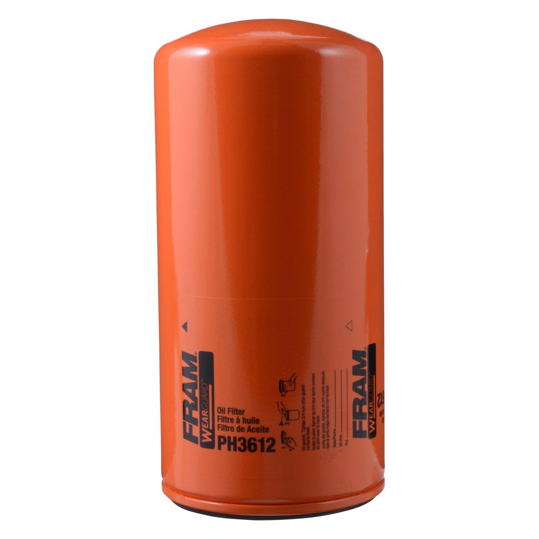 Fram Ph3612fp Extra Guard Engine Oil Filter