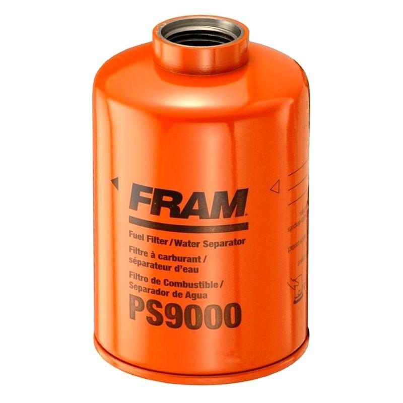 Diesel Fuel Water Filter : Fram ps spin on fuel diesel filter water separator