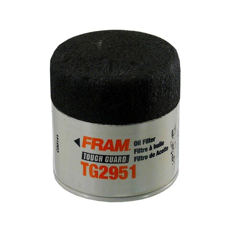 fram tg2951 tough guard engine oil filter