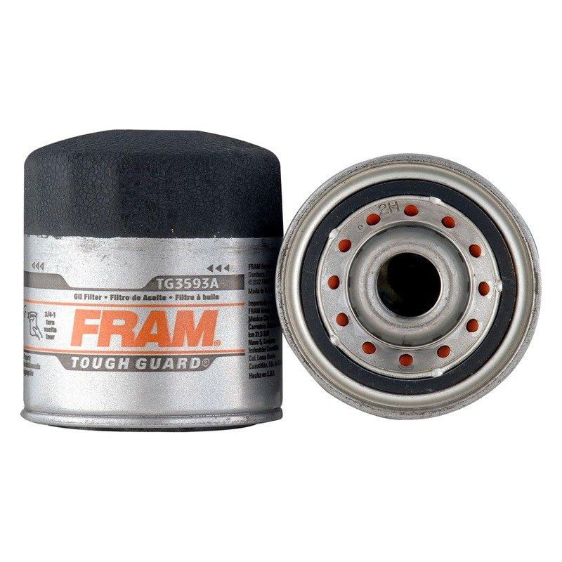Fram Tg3593a Tough Guard Engine Oil Filter