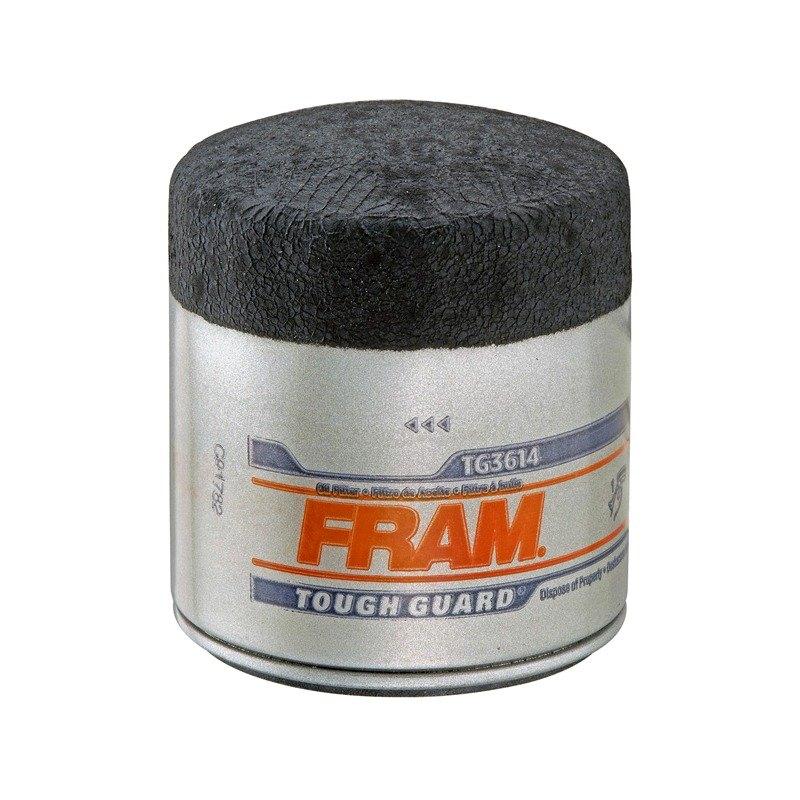 fram tg3614 tough guard engine oil filter. Black Bedroom Furniture Sets. Home Design Ideas
