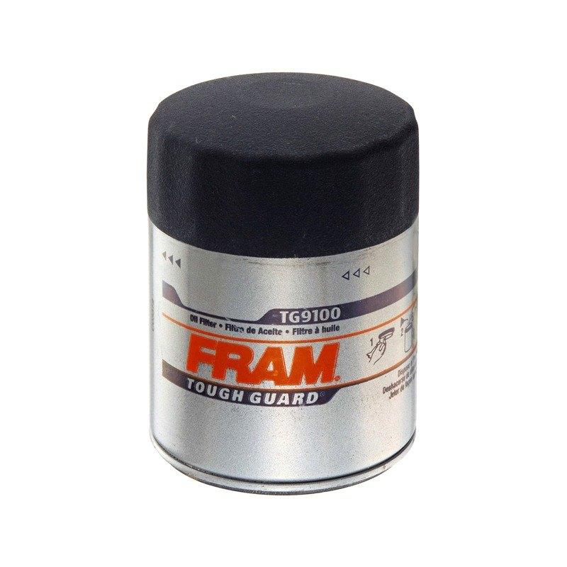 Fram Tg9100 Tough Guard Engine Oil Filter