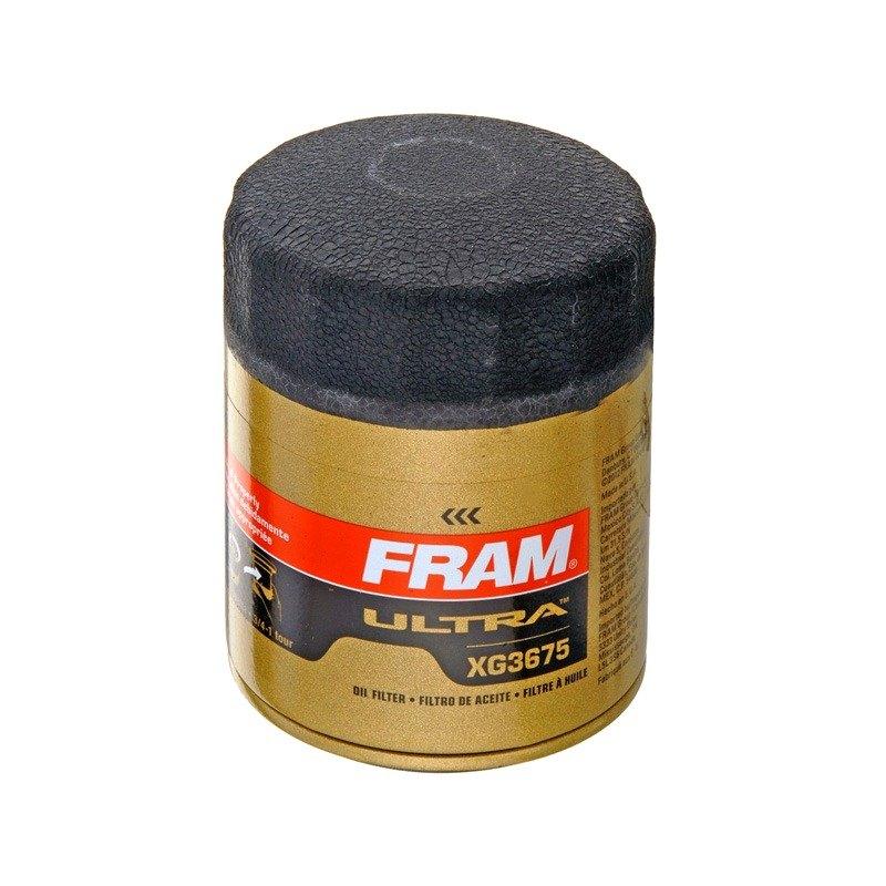Fram Xg3675 Ultra Synthetic Engine Oil Filter
