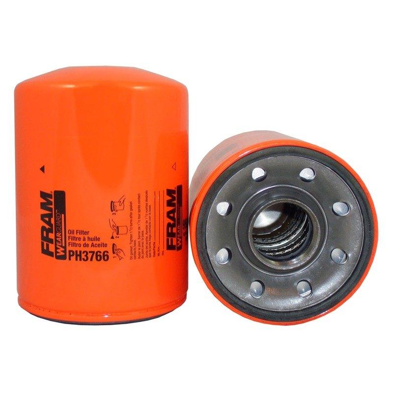 Fram Heavy Duty Spin On Lube Oil Filter