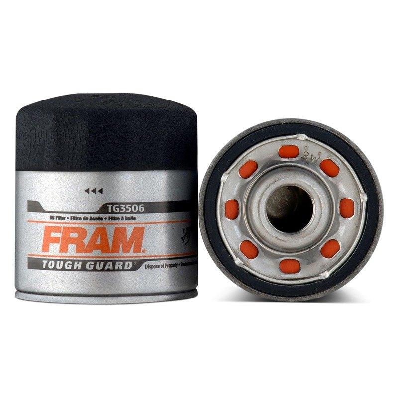 Fram® TG3506 - Tough Guard™ Short Spin-On Oil Filter