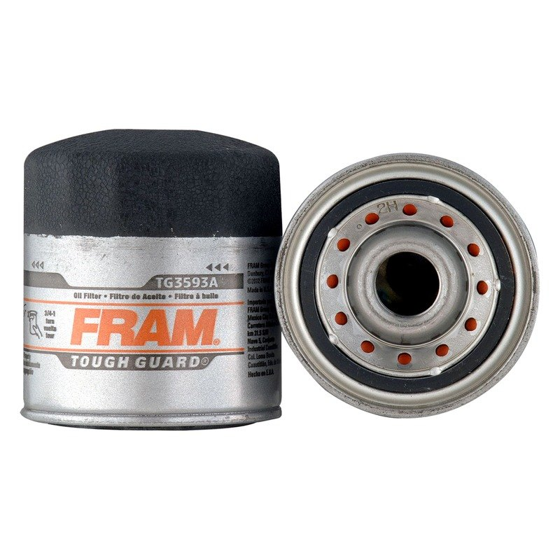 Ford Aspire 1995 Tough Guard™ Spin-On Oil Filter