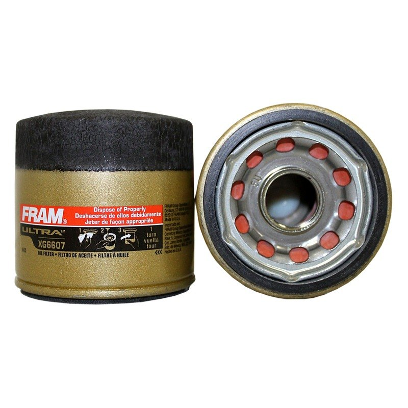 Fram xg6607 ultra synthetic spin on oil filter for Nissan maxima motor oil type