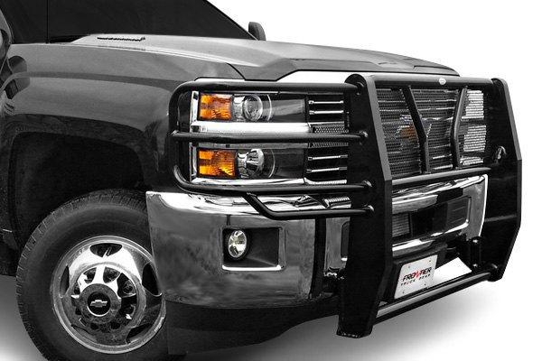 Grill Guards For Trucks : Frontier truck gear gmc sierra base sle slt