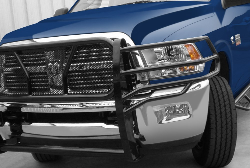 Dodge Ram 1500 Brush Guard >> Frontier Truck Gear™ | Bumpers, Grill Guards, Accessories — CARiD.com