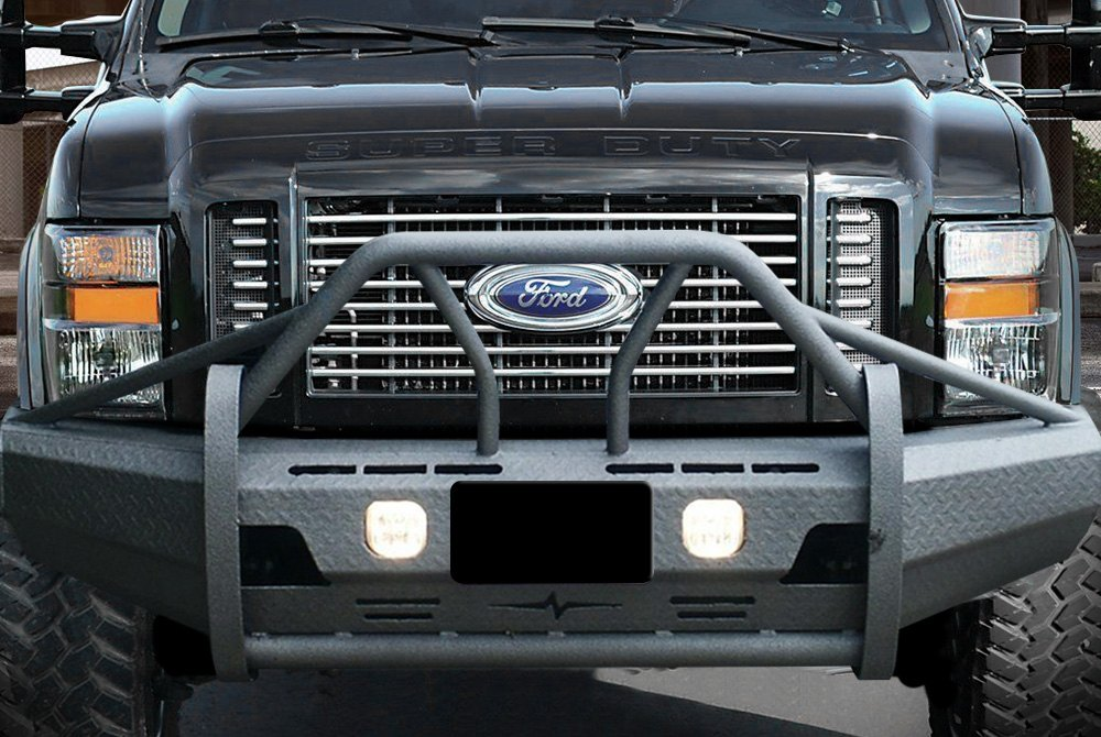 Truck Grill Guards And Bumpers : Frontier truck gear™ bumpers grill guards accessories
