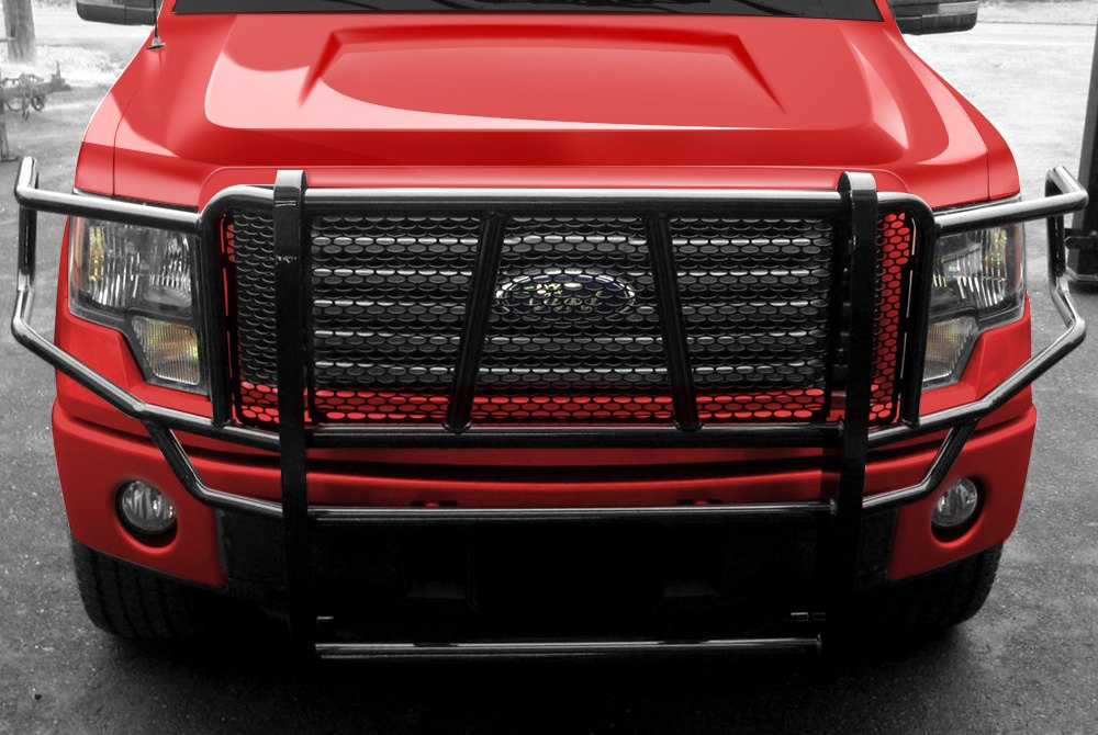 Grill Guards For Trucks : Frontier truck gear™ bumpers grill guards accessories