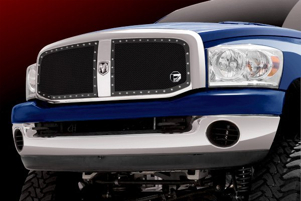 Dodge Replacement Studded Grill Upcomingcarshq Com