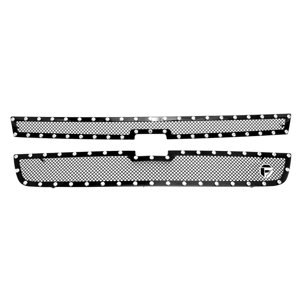 Brass Wire Grille : Fuel grilles chevy silverado pc metal