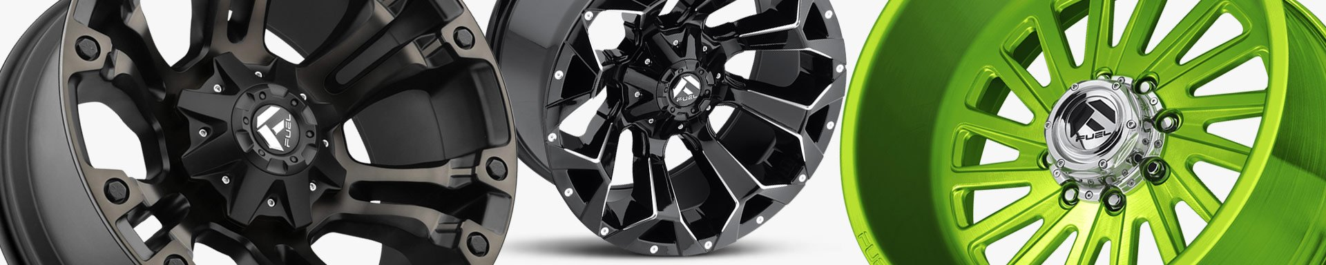 Universal Fuel WHEELS & RIMS