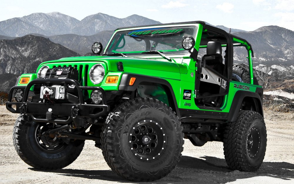 Jeep Wrangler Tj Build >> FUEL™ | Wheels & Rims from an Authorized Dealer - CARiD.com