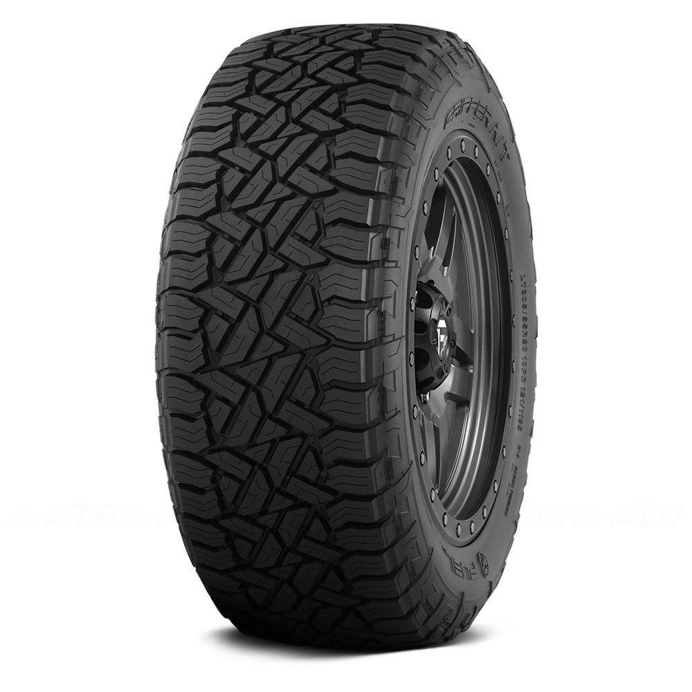 fuel tire 325 50r 22 127t gripper a t all season all terrain ebay. Black Bedroom Furniture Sets. Home Design Ideas