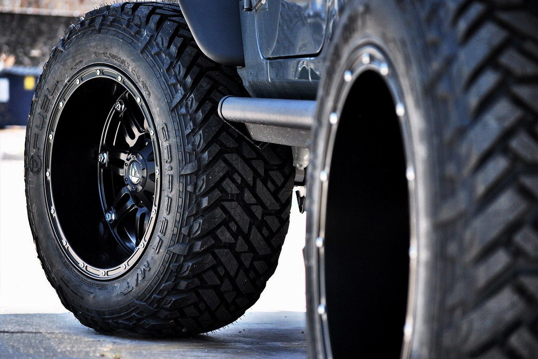 Fuel 174 Gripper M T Tires