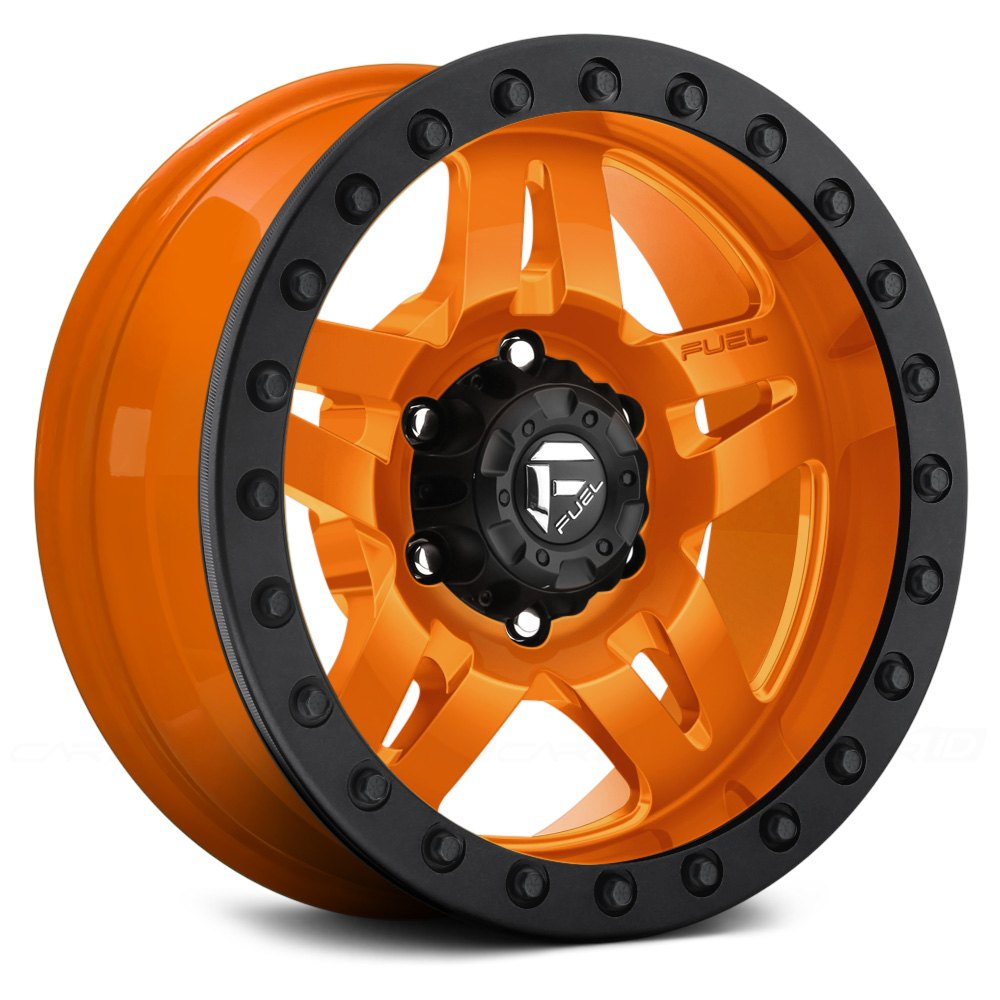 Fuel 174 Anza Beadlock Wheels Any Generic Color Center With
