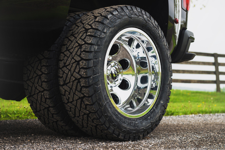 FUEL® FF31D Wheels - Custom Paint Rims
