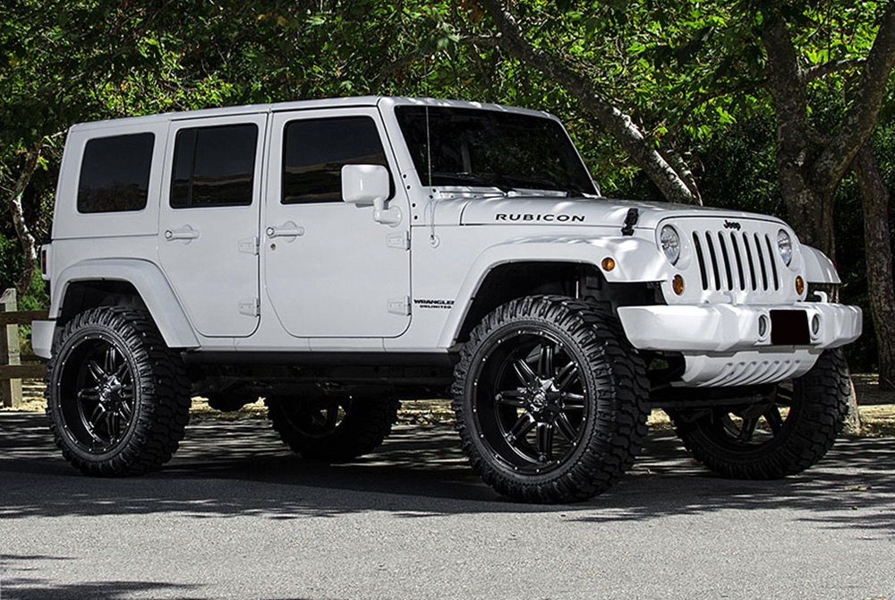 anthracite jeep black wheels gloss rims and wrangler lip fuel center rampage