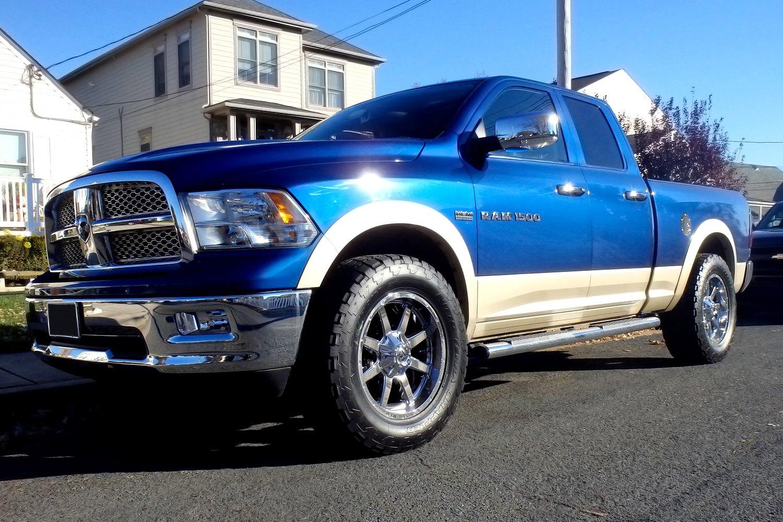 Fuel 174 D536 Maverick 1pc Wheels Chrome Rims