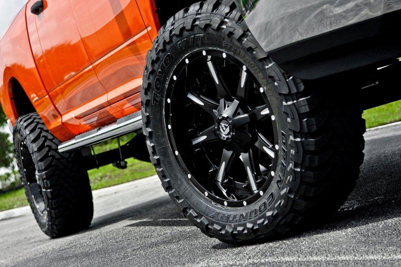 Fuel Nutz 2pc Cast Center D251 Wheels 22 Quot X12 Quot Black W