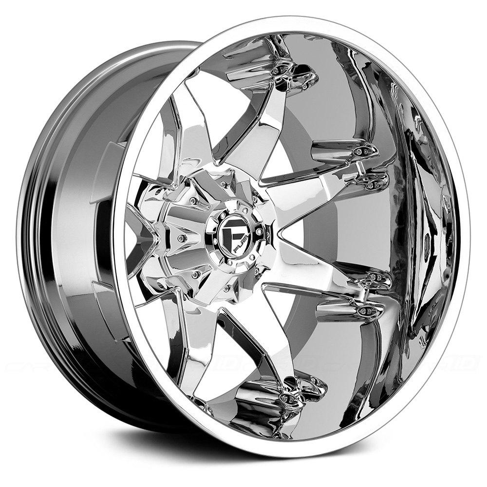 Fuel 174 D508 Octane 1pc Wheels Chrome Rims