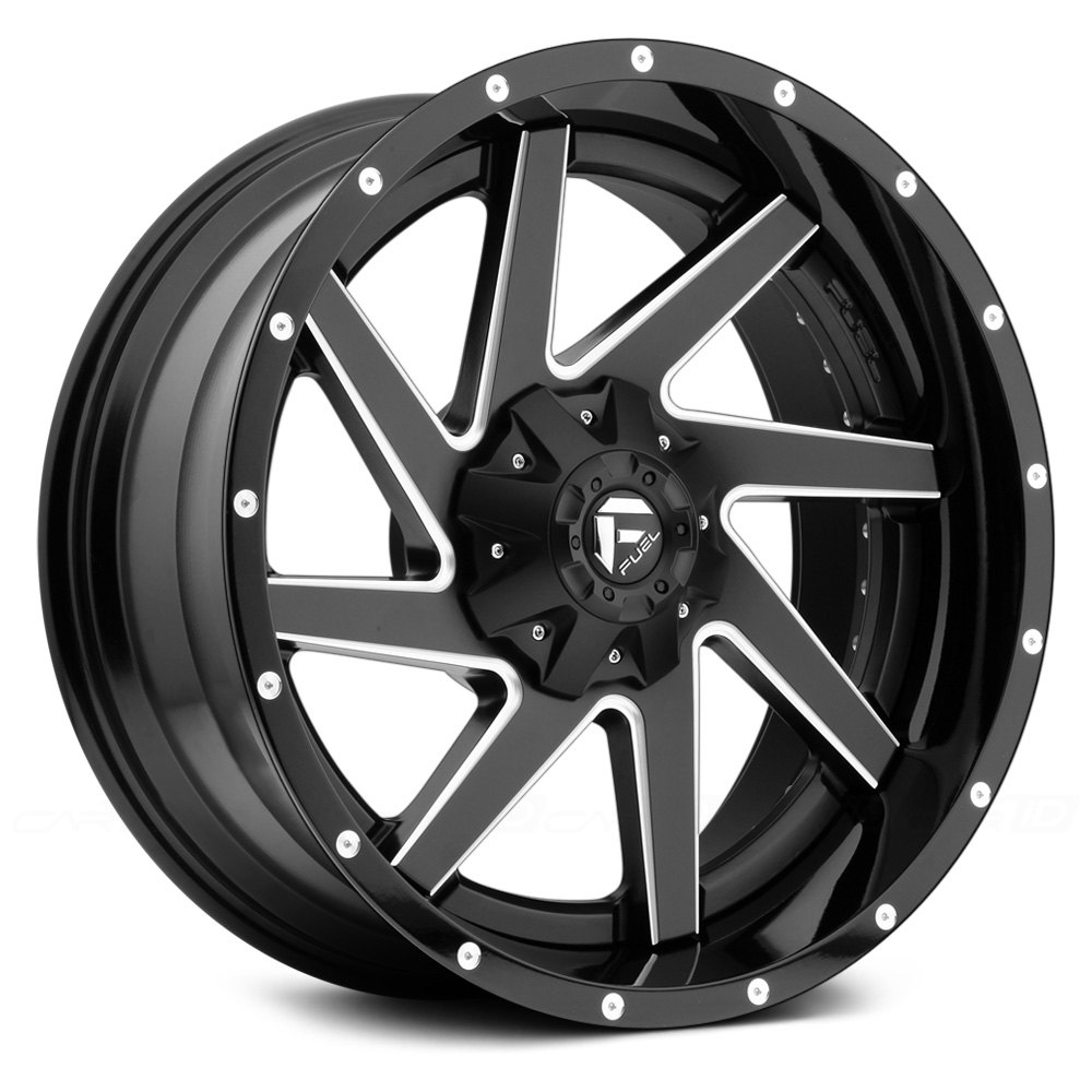 FUEL® D265 RENEGADE 2PC CAST CENTER Wheels