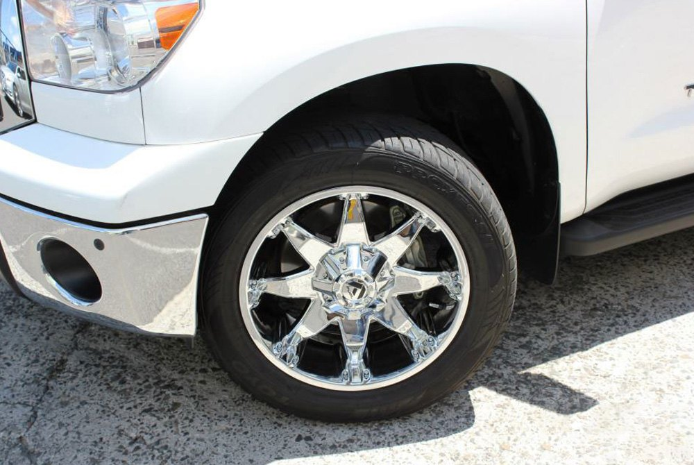 Fuel 174 Octane Wheels Chrome Rims
