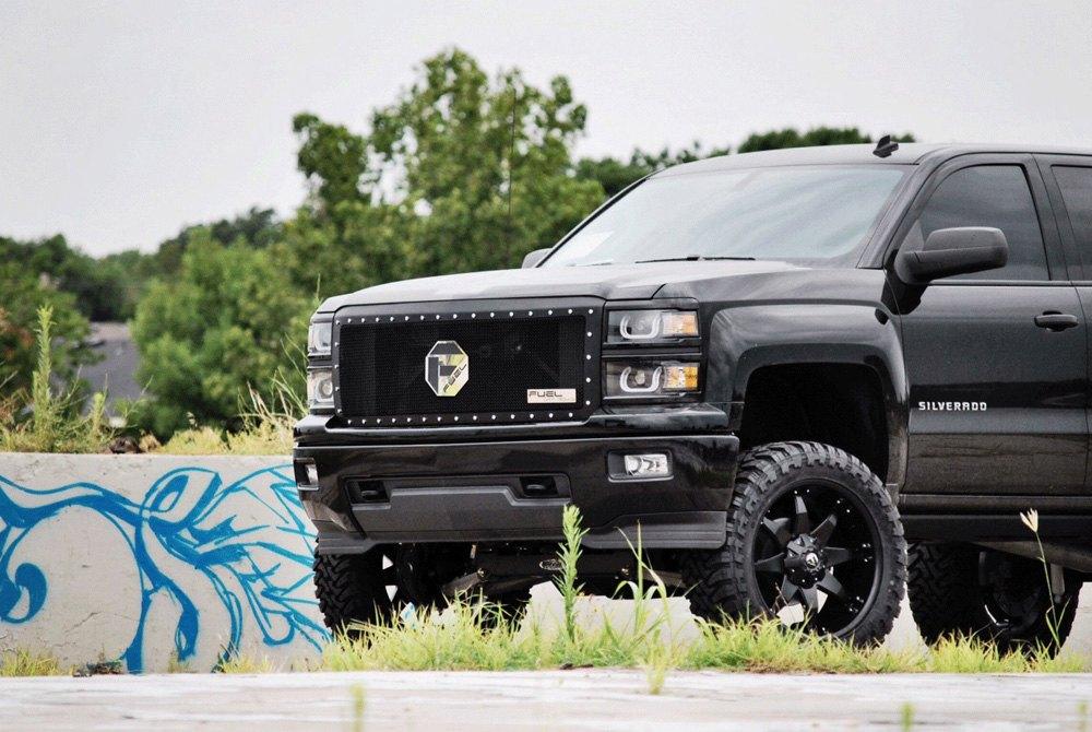 fuel d509 octane 1pc wheels matte black rims. Black Bedroom Furniture Sets. Home Design Ideas