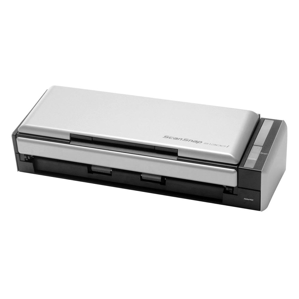 Fujitsu - ScanSnap S1300i Instant PDF Multi Sheet-Fed ...